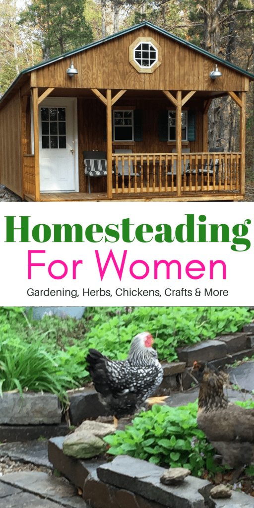Homesteading For Women
