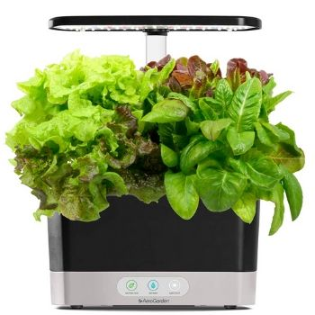 Grow Light Container for your own salad kit