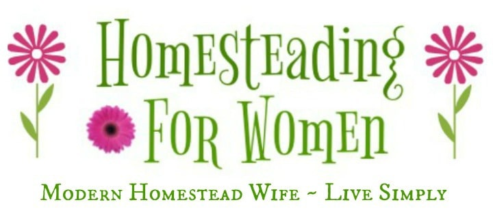 Welcome To Homesteading for Women!