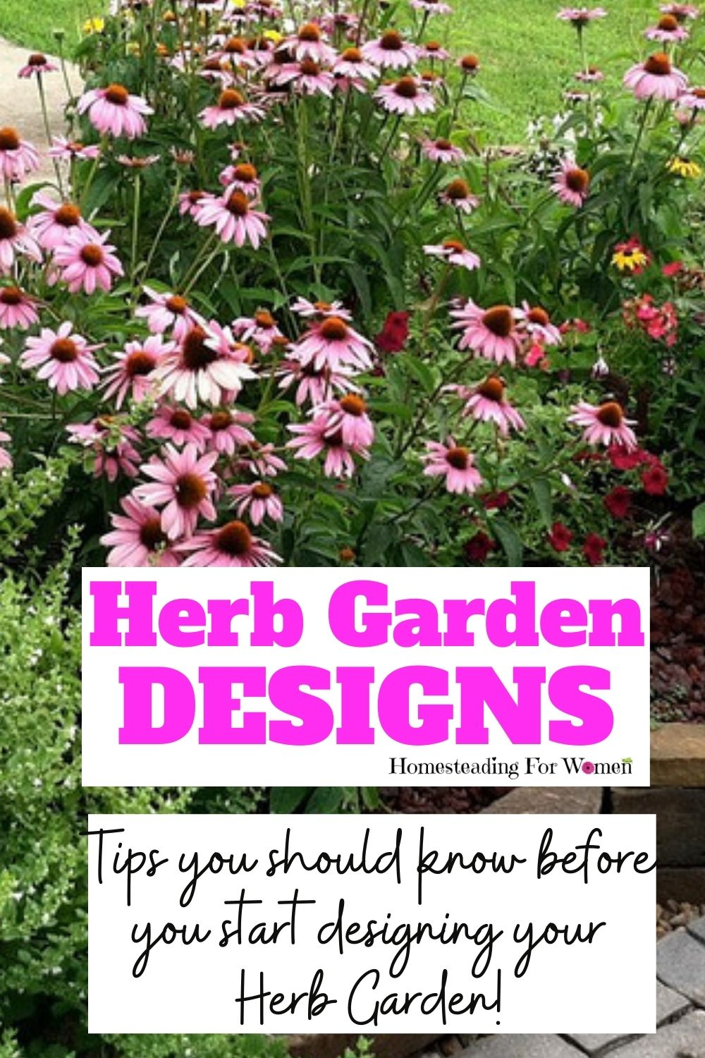 Herb Garden Designs -3 Things You Should Know Before You Plan Yours