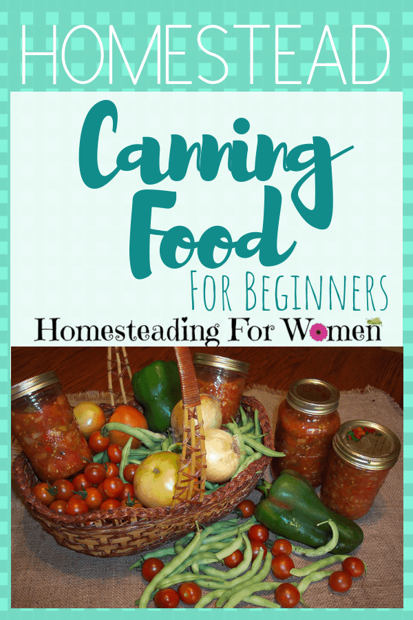 canning food for long term storage-min