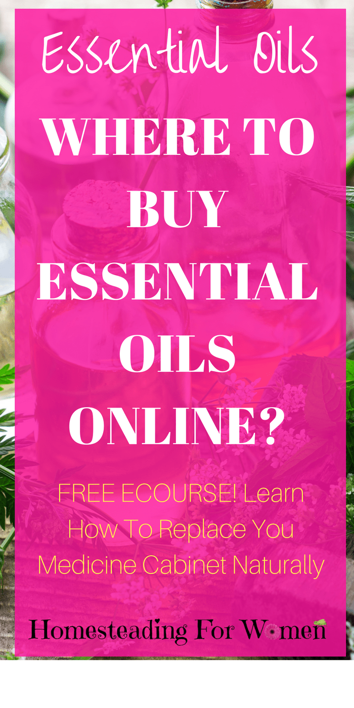 WHERE TO BUY ESSENTIAL OILS ONLINE-