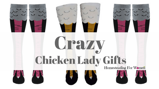 Crazy chicken lady gifts