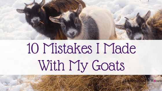 10 Mistakes with goats-min