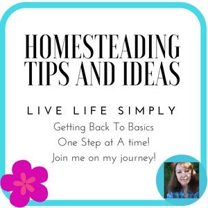 Homesteading tips