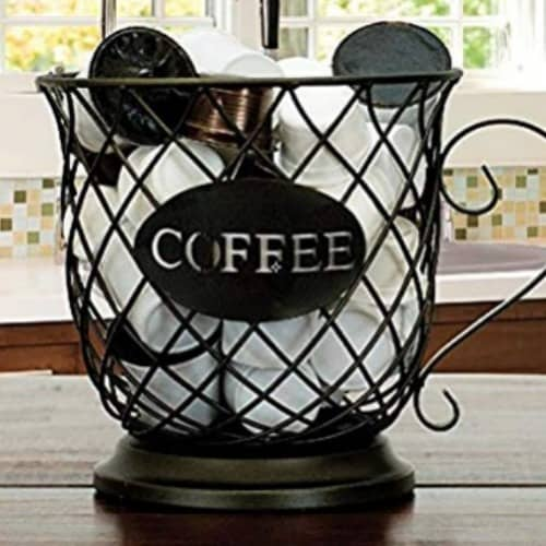 Farmhouse Coffee Bar Ideas