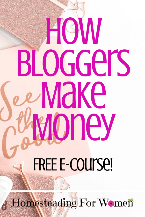 How Bloggers Make Money-min