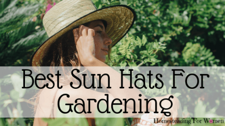 Best Sun Hats For Gardening-min