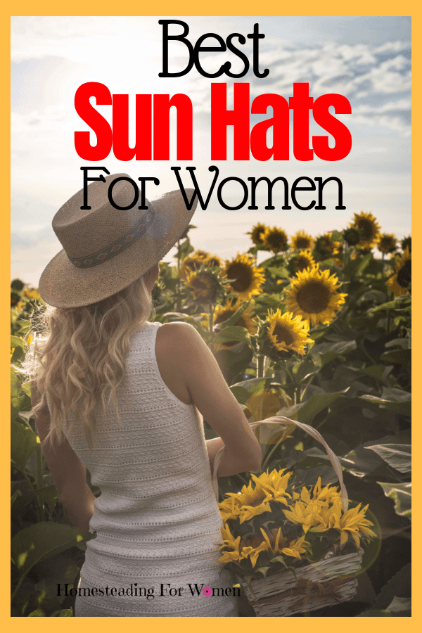 Best Sun Hats For Women-min