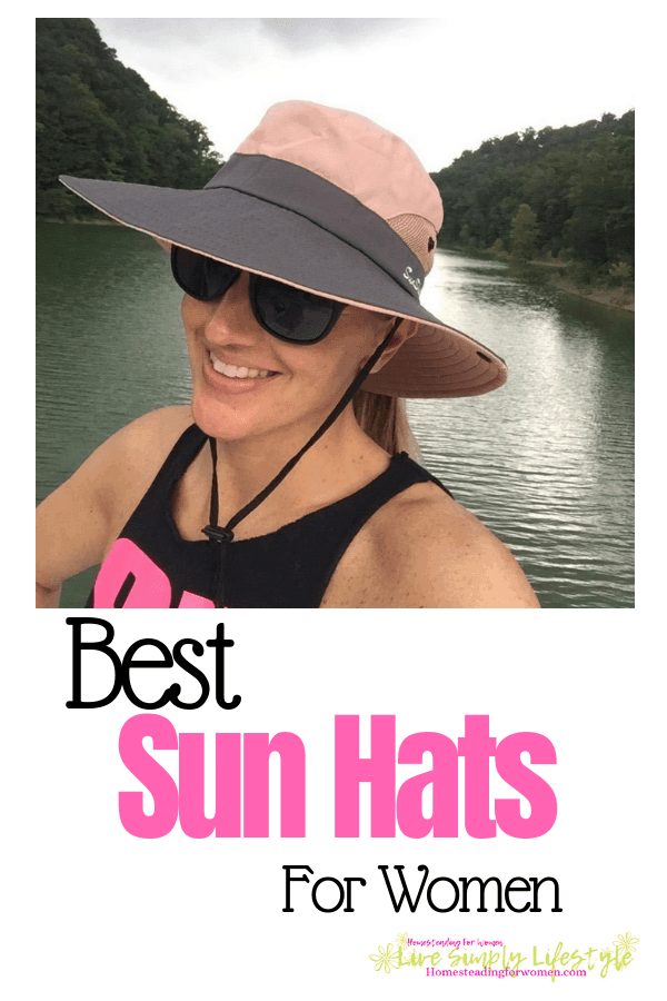 Pink Best Sun Hats For Women-min