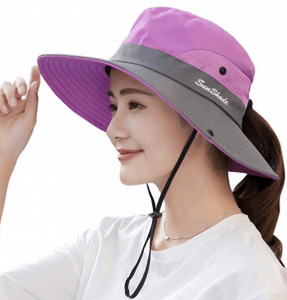 Best Woman's Sun Hat For Traveling
