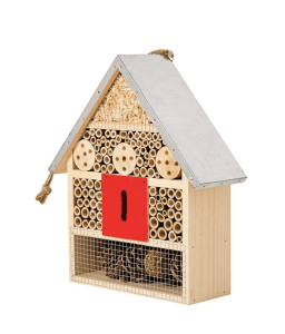 Insect hotel bee bug house