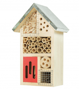 Insect hotel for garden