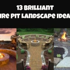 13 Brilliant Fire Pit Landscaping Ideas