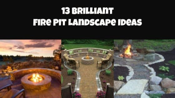 Fire Pit Landscaping Ideas - Outdoor Backyard Patio