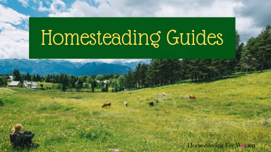 HOMESTEADING GUIDES