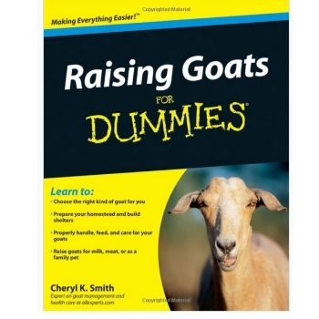 10 Mistakes I made with my goats Dummies book