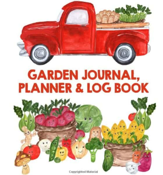 Garden Journal gift for the gardener that has everything
