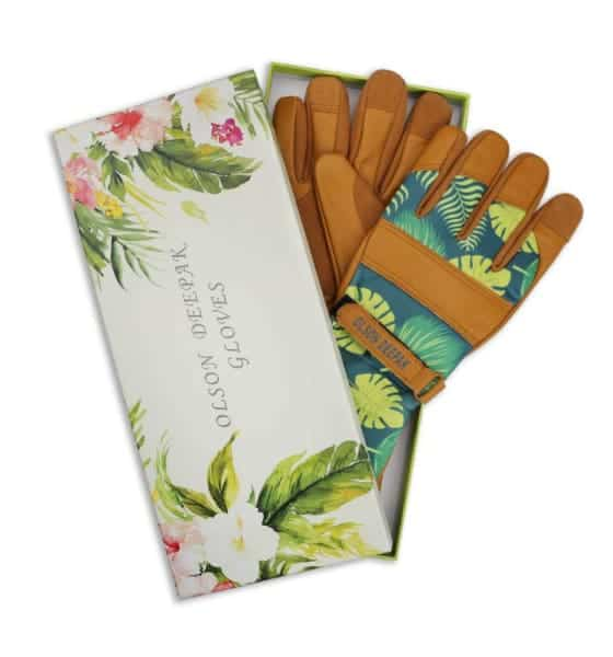 Olson Leather Gloves For Women Gifts For Gardeners