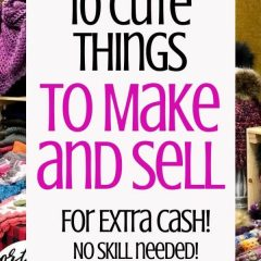 10 Cute Things To Make and Sell(2)