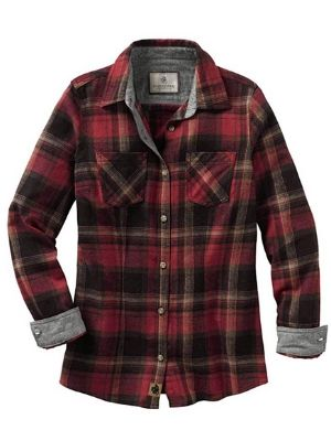 300x600 Winter Chore clothes must haves Flannel Shirt