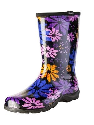 300x600 Winter Chore clothes must haves Slip on Rain Boots