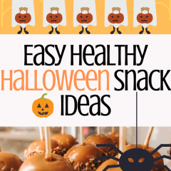 Easy Healthy Halloween Snack Ideas