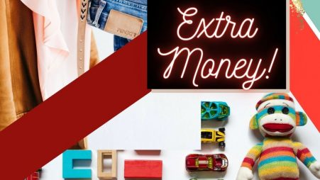 7 Household Items to sell for extra money