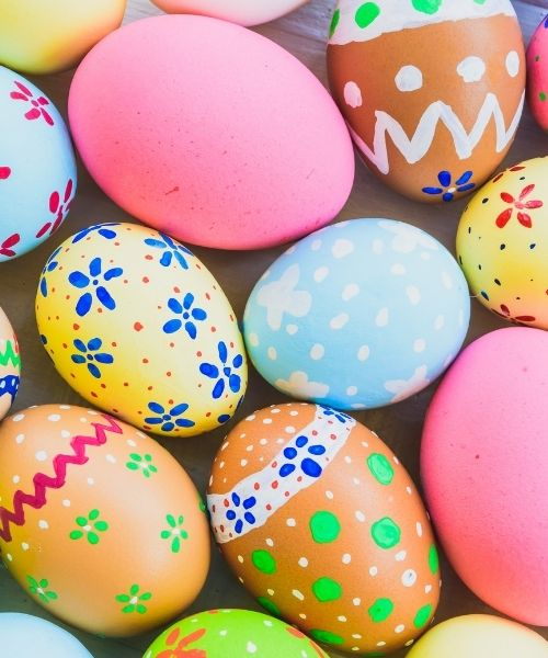 Free Printable Easter Stationery Paper